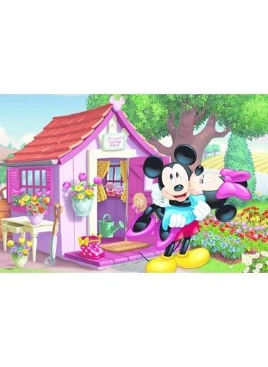Trefl Trefl Mickey-Minnie 60 Parça Puzzle Renkli